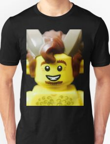 Lego Faun minifigure Unisex T-Shirt