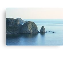 Island's Edge Canvas Print