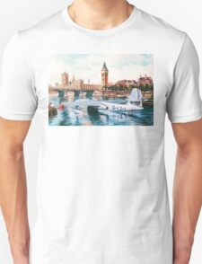 Flying Boat on the Thames T-Shirt