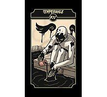 Temperance - Sinking Wasteland Tarot Photographic Print