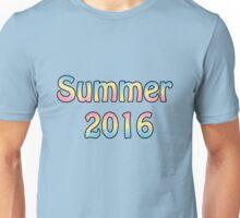 Summer 2016 Unisex T-Shirt