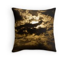 The Irani Sky Throw Pillow