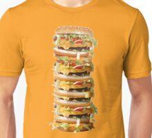 Biggest Hamburger Unisex T-Shirt