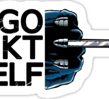 Go Snikt Yo Self Sticker
