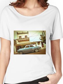 Havana Drive-By Women's Relaxed Fit T-Shirt