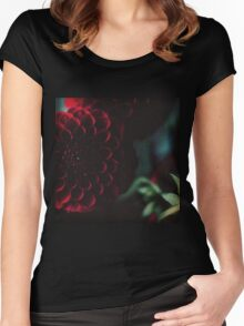 rouge Women's Fitted Scoop T-Shirt