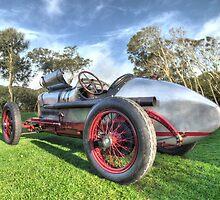 1920 Miller TNT Race Car  by John E Adams