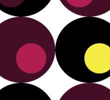 Funky Olives  Sticker