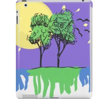 Bleeding Landscape iPad Case/Skin