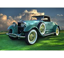 Lincoln 1930 Sport Roadster Photographic Print