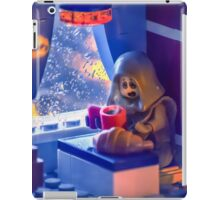 Cozy ghost iPad Case/Skin