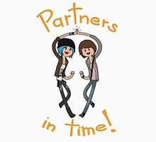 Partners in time! Unisex T-Shirt