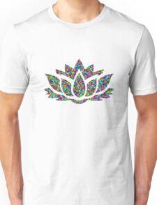 Summer Lotus Flower Unisex T-Shirt