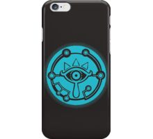 Mark of Wisdom  iPhone Case/Skin