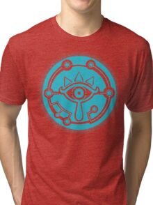 Mark of Wisdom  Tri-blend T-Shirt