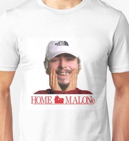 POST MALONE - HOME MALONE Unisex T-Shirt