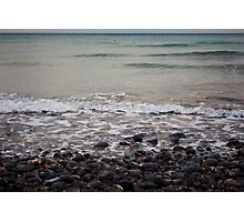 UK Beach Photographic Print