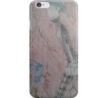 Back to School fashion iPhone Case/Skin