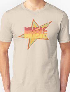 Vintage Music Unisex T-Shirt