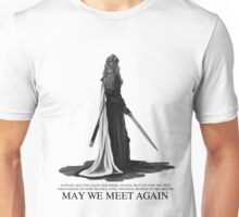 LEXA - May We Meet Again. (the 100) Unisex T-Shirt