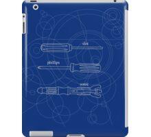 Screwdrivers iPad Case/Skin