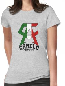 Canelo Alvares Womens Fitted T-Shirt
