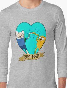 Adventure Time Bro Fist! Long Sleeve T-Shirt