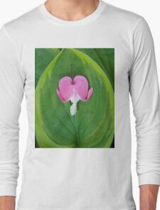 Delicate Heart Long Sleeve T-Shirt