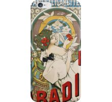 Vintage famous art - H Gray - Riz Abadie Poster iPhone Case/Skin