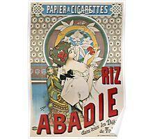 Vintage famous art - H Gray - Riz Abadie Poster Poster