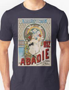 Vintage famous art - H Gray - Riz Abadie Poster Unisex T-Shirt