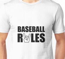 Baseball Rules Unisex T-Shirt