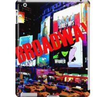 BROADWAY Lights iPad Case/Skin