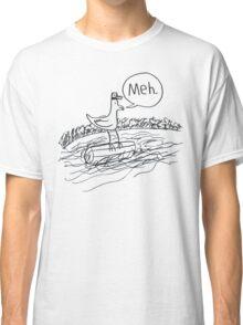 Apathetic Pigeon's Log Flume. Classic T-Shirt