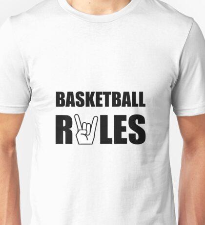 Basketball Rules Unisex T-Shirt