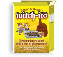 Hansel & Gretel: Witch-Its Canvas Print
