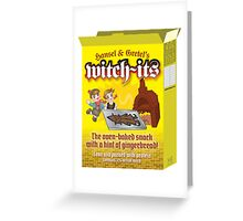 Hansel & Gretel: Witch-Its Greeting Card