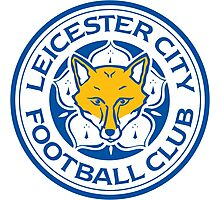 Leicester City The Foxes Photographic Print
