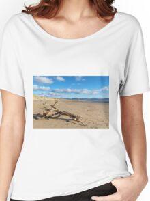 Llanddwyn Island National Nature Reserve Women's Relaxed Fit T-Shirt