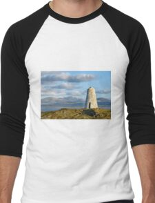 Llanddwyn Island National Nature Reserve Men's Baseball ¾ T-Shirt