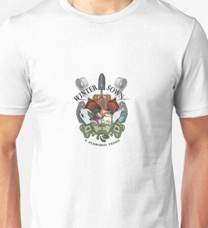 Winter Sowers With Trudi Greissle Davidoff  Unisex T-Shirt