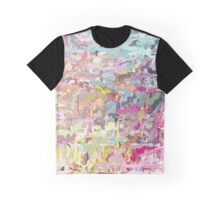 Spring Splatter Graphic T-Shirt