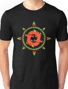 Shark Compass  Unisex T-Shirt