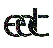 Edc bubbels  Photographic Print