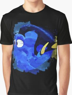 Dory Watercolor Graphic T-Shirt
