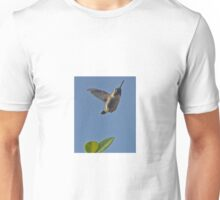 UP UP AND AWAY SINGING AS I GO Unisex T-Shirt