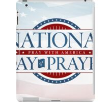 National Day of Prayer iPad Case/Skin