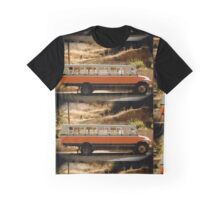 Transport.......A La Mode......Cyprus Style Graphic T-Shirt