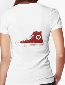 Indiana Converse Womens Fitted T-Shirt