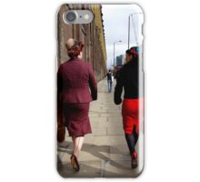 Vintage Elegance  iPhone Case/Skin
